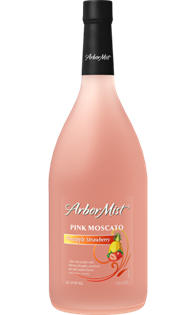 Arbor Mist Pink Moscato Pineapple Strawberry 1.50l - Case...